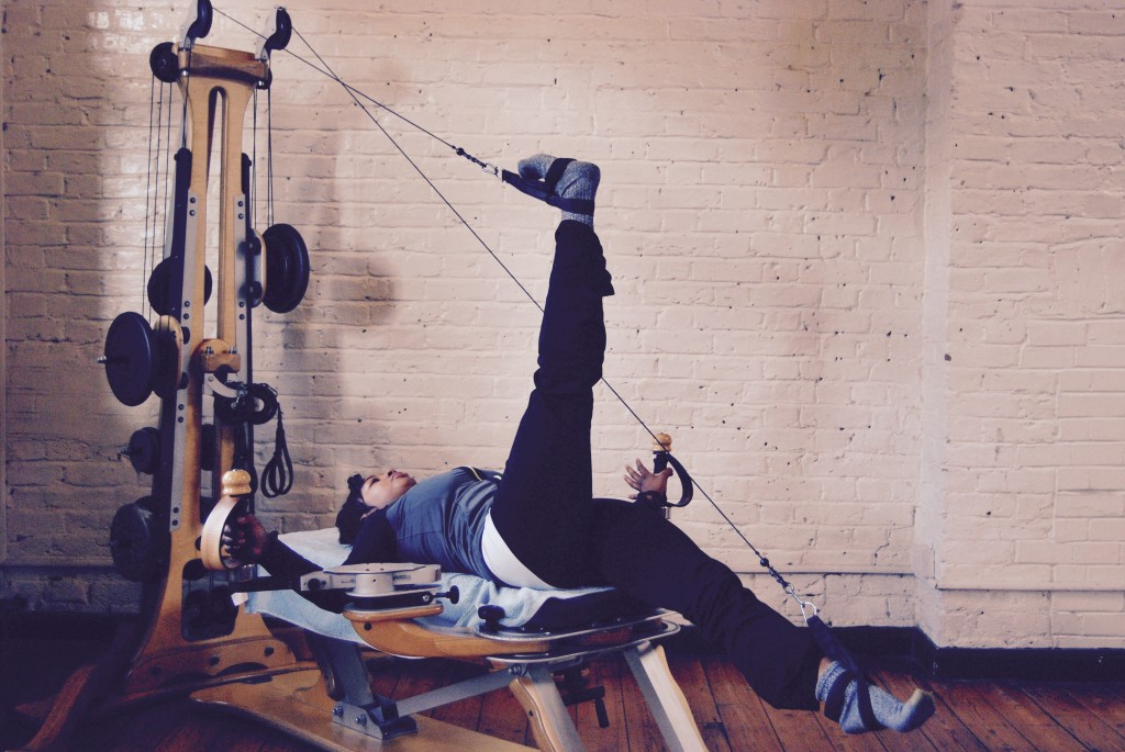 what is the gyrotonic method