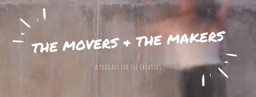The Movers & The Makers podcast dance fitness gyrotonic